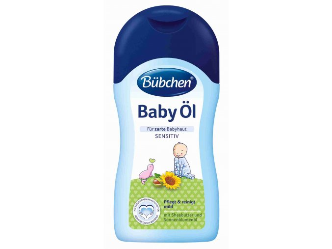 Bübchen Baby olej pro kojence