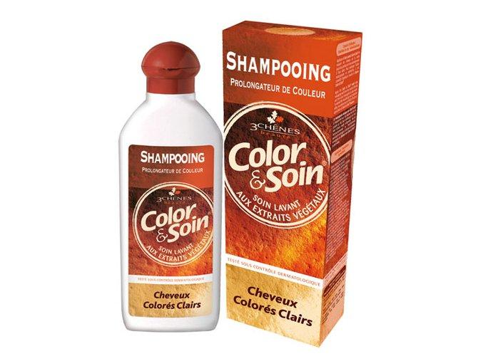 Color & Soin Šampón - Světle barvené vlasy 250 ml