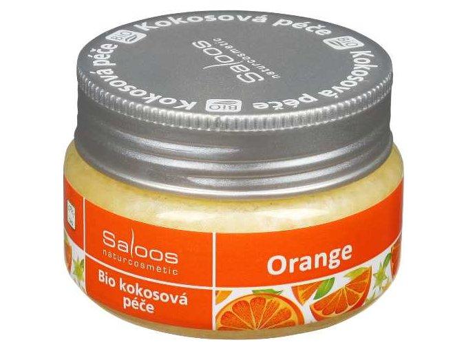 Saloos Bio kokosová péče Orange