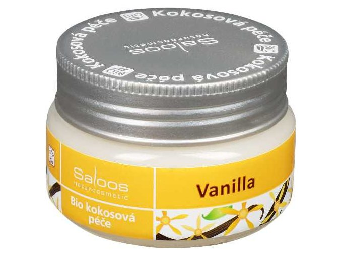 Saloos Bio kokosová péče Vanilla