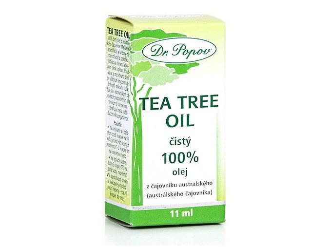 Dr. Popov Tea Tree Oil 11 ml