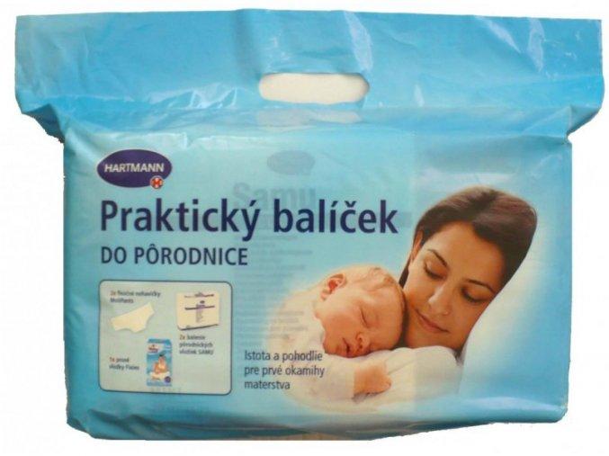 Hartmann Praktický balíček do porodnice s kalhotkami (velikost M)