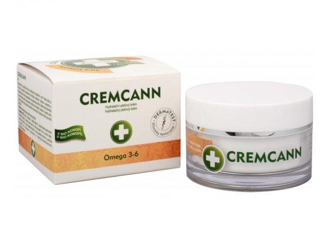 Annabis Cremcann Omega 3-6 50 ml