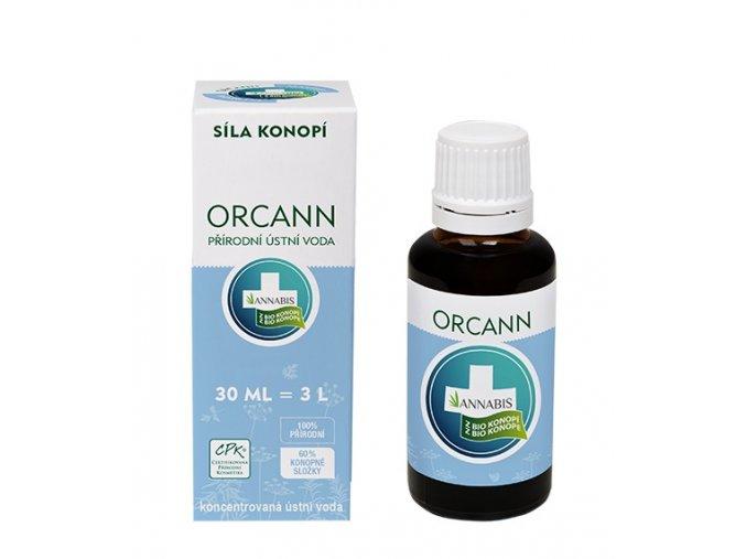 Annabis Orcann - ústní voda 30 ml