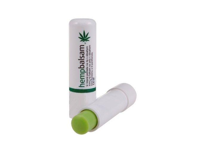 MedicProgress Hempbalsam - konopná pomáda na rty 4.8 ml
