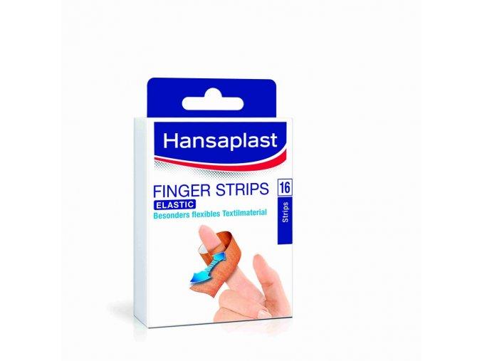 76861 Elastic Finger Strips 16strips mono