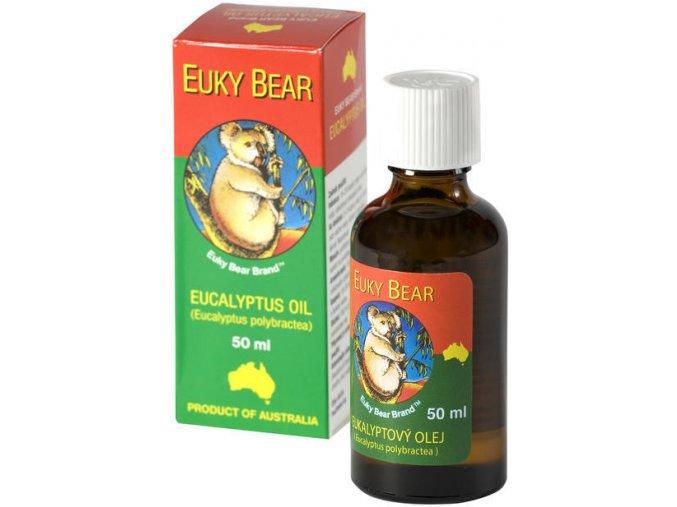 Health Link Eukalyptový olej Euky Bear