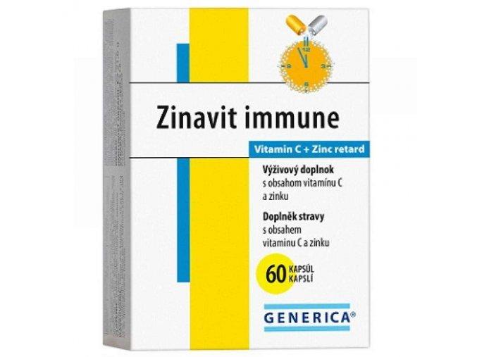 zinavit immune generica cps 60