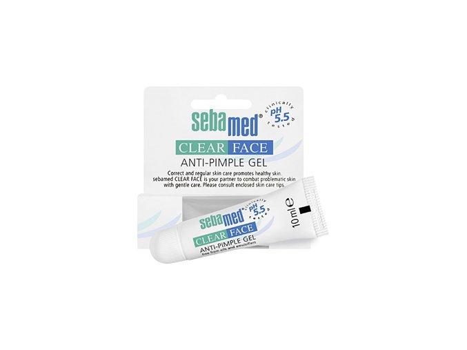 Sebamed Clear face anti-pimple gel 10ml