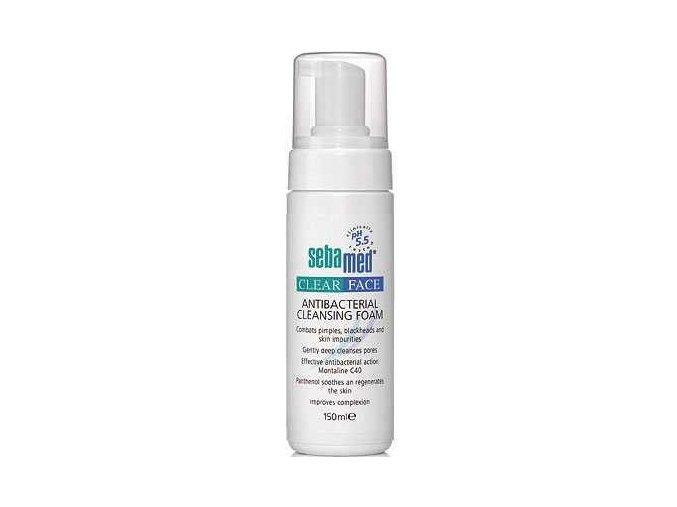 Sebamed Clear face antibakteriální čisticí pěna 150ml