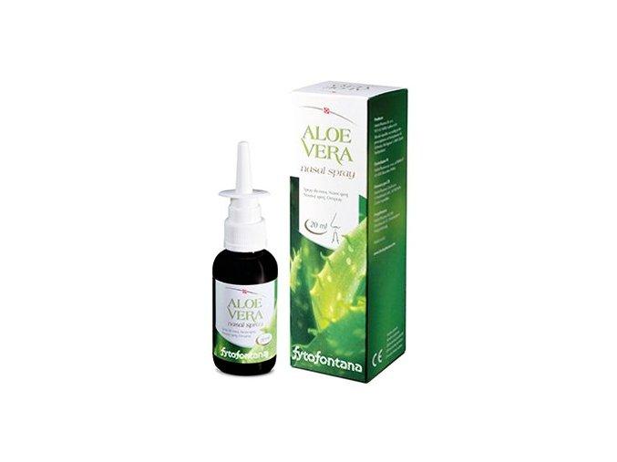 Herb Pharma Aloe vera nosní spray 20 ml