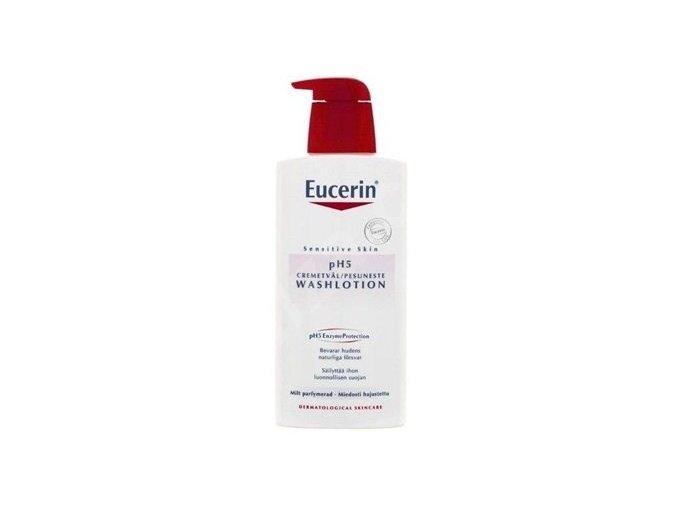 Eucerin pH5 Hydratační tělové mléko pro citlivou pokožku 400 ml