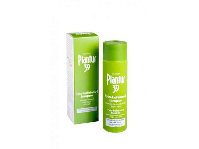 Plantur39 Fyto-kofeinový šampon pro jemné a lámavé vlasy 250 ml