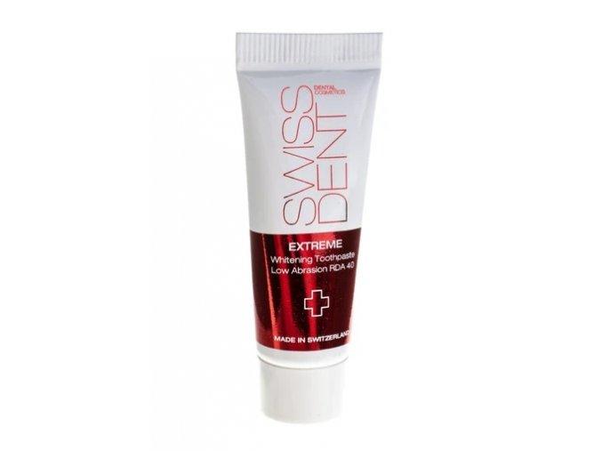 Swissdent Bělicí zubní pasta Extreme (Whitening Toothpaste) 50 ml