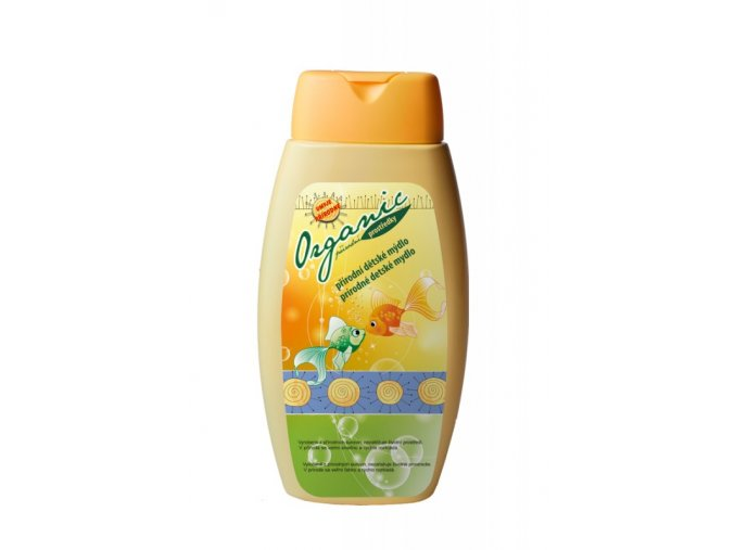 Organic Přírodní dětské mýdlo 300 ml
