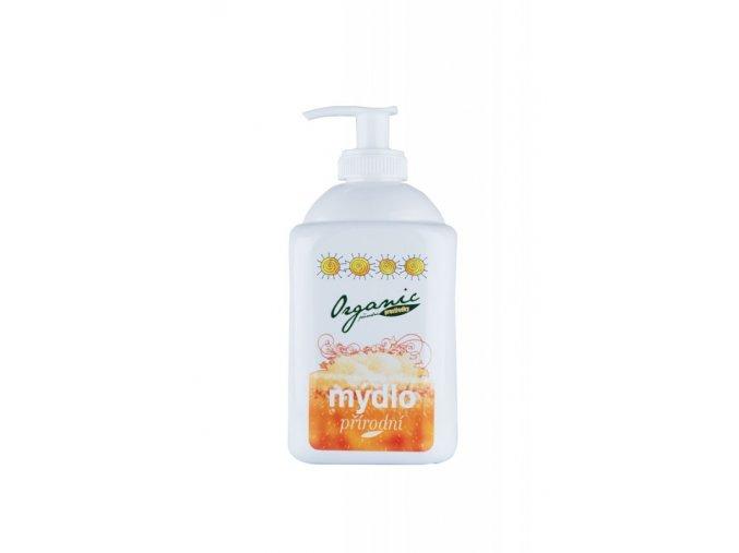 Organic Přírodní mýdlo 500 ml