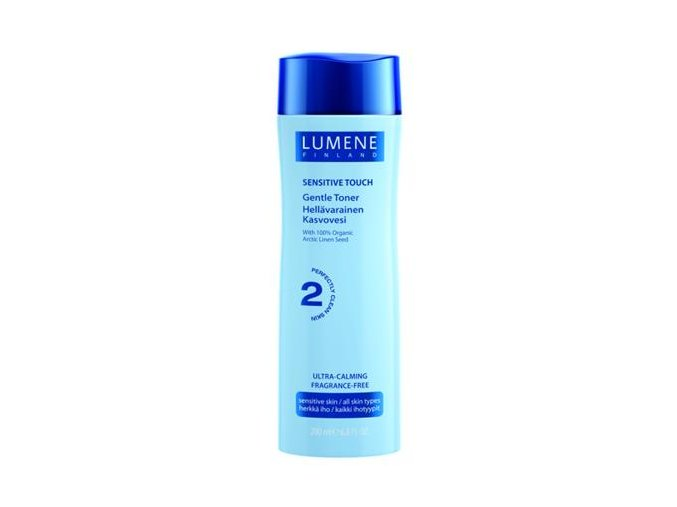 Lumene Toner Cleansing Sensitive Touch 200 ml