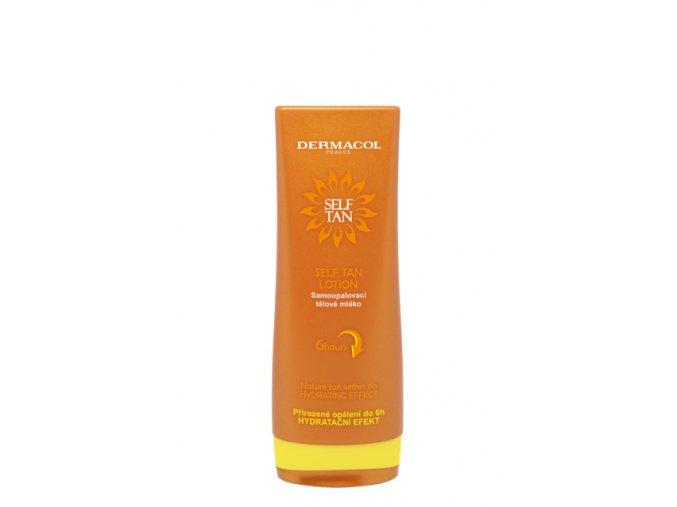 Dermacol Samoopalovací tělové mléko (Self Tan Lotion) 200 ml