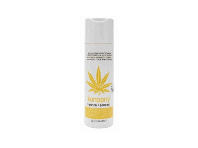 MedicProgress Konopný šampon 200 ml