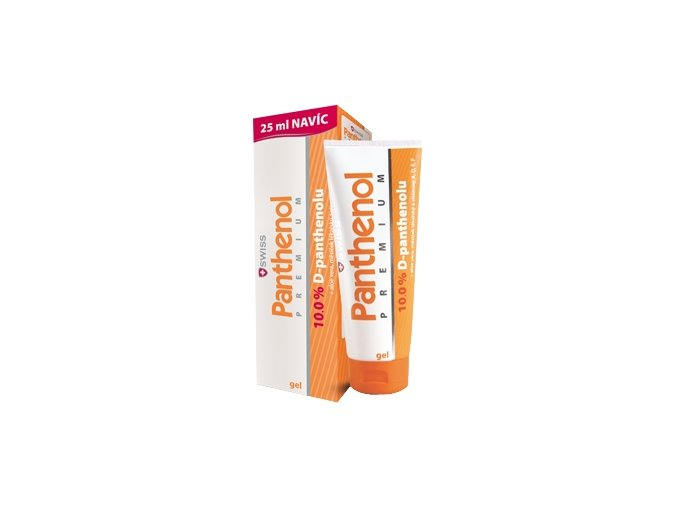 Simply You Panthenol 10% Swiss PREMIUM - gel 100 ml + 25 ml ZDARMA