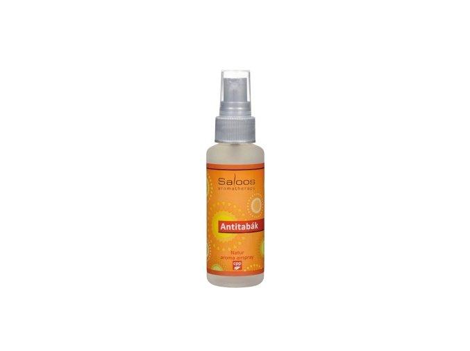 Saloos Antitabák - přírodní osvěžovač vzduchu 50 ml