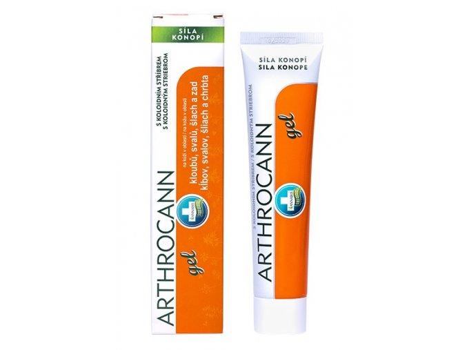 Annabis Arthrocann - gel na klouby, svaly a šlachy 75 ml