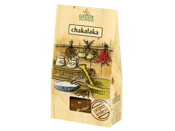 Grešík Chakalaka 40 g