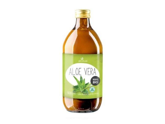 Allnature BIO Aloe Vera šťáva 500 ml
