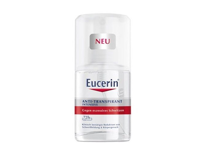 Eucerin Intenzivní antiperspirant sprej (Anti-Transpirant Intensive) 30 ml