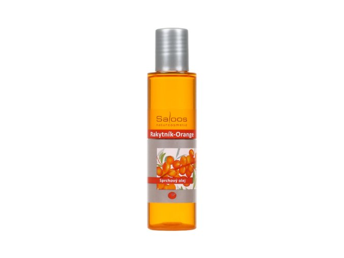 Saloos Rakytník-Orange - sprchový olej
