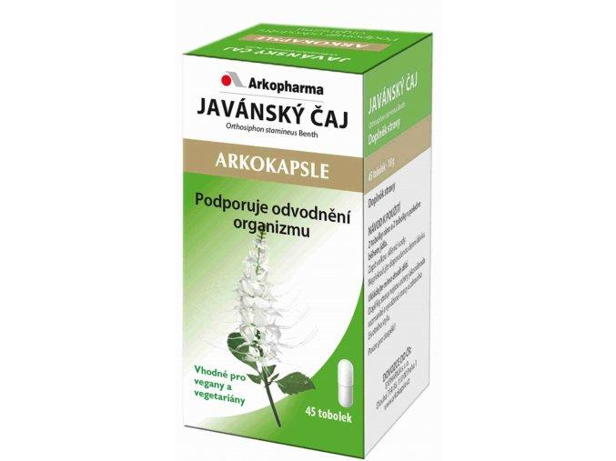 Arkokapsle Javánský čaj 45 kapslí