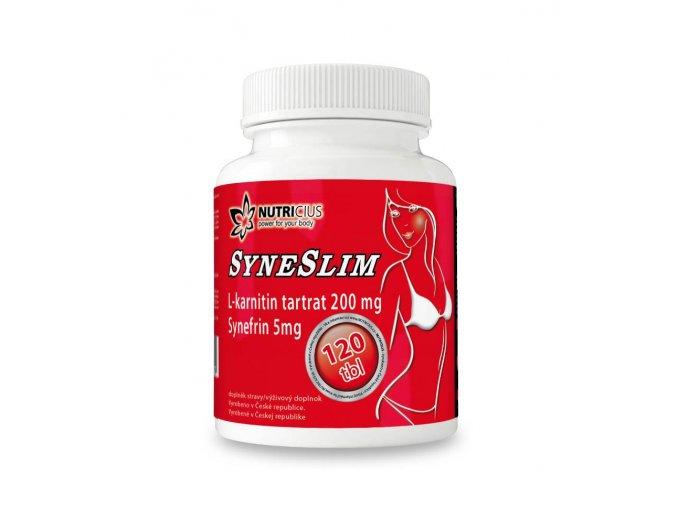 Nutricius Syneslim - synefrin + karnitin 120 tbl.