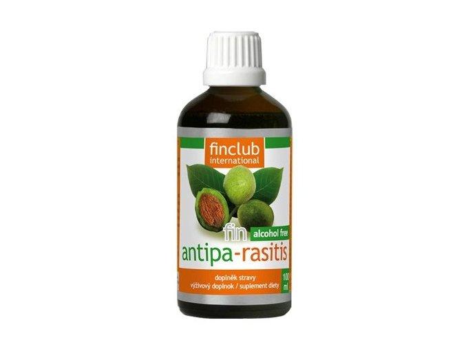 Finclub Fin Antipa-rasitis (bez alkoholu) 100 ml