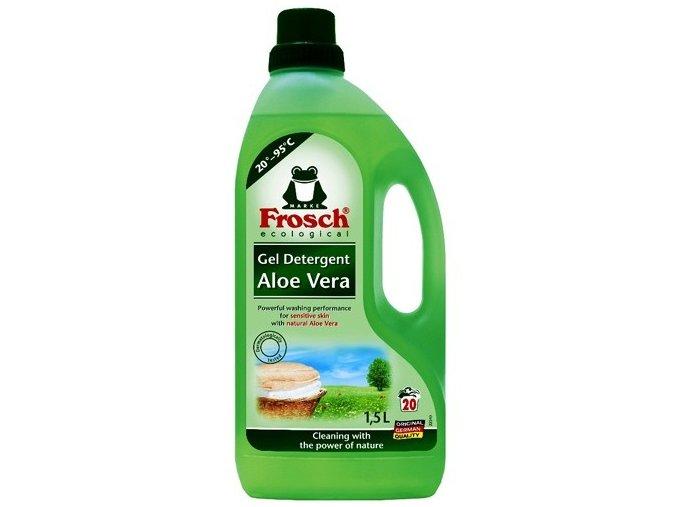 Frosch Tekutý prací přípravek s aloe vera 1500 ml (koncentrát)