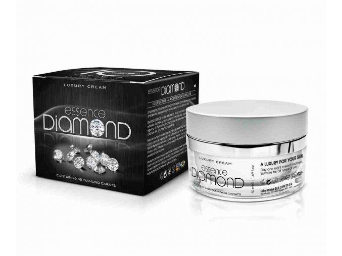 Dietesthetic Diamantový pleťový krém (Essence Diamond) 50 ml