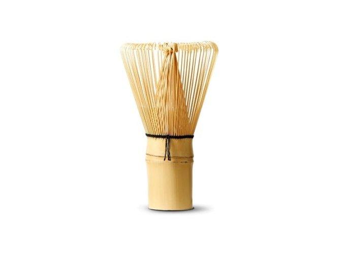 Japonská metlička na šlehání čaje Matcha