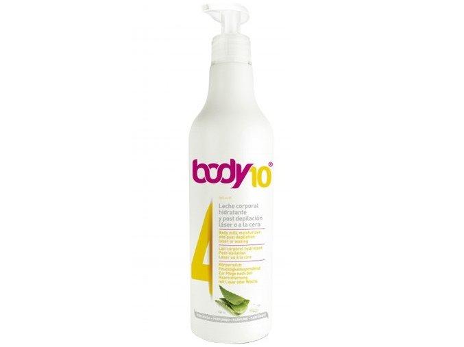 Dietesthetic Hydratační tělové mléko po depilaci Body 10 N.4 500 ml