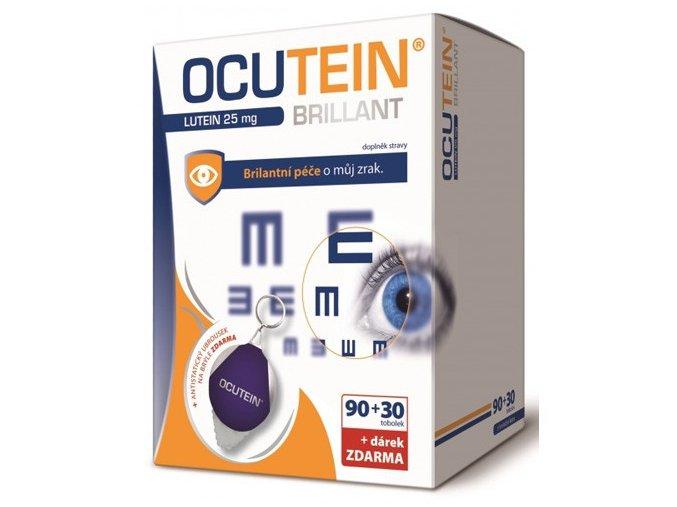 Simply You Ocutein Brillant Lutein 25 mg 90 tob. + 30 tob. ZDARMA