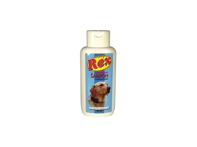 Paves Rex Antiparazitní šampon s heřmánkem pro psy 250 ml