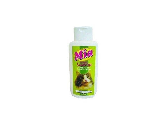Paves Mia Bylinný šampon s antiparazitní přísadou pro kočky 250 ml