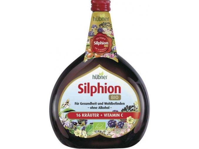 Anton Hubner Bio Silphion bylinný aperitiv 720 ml