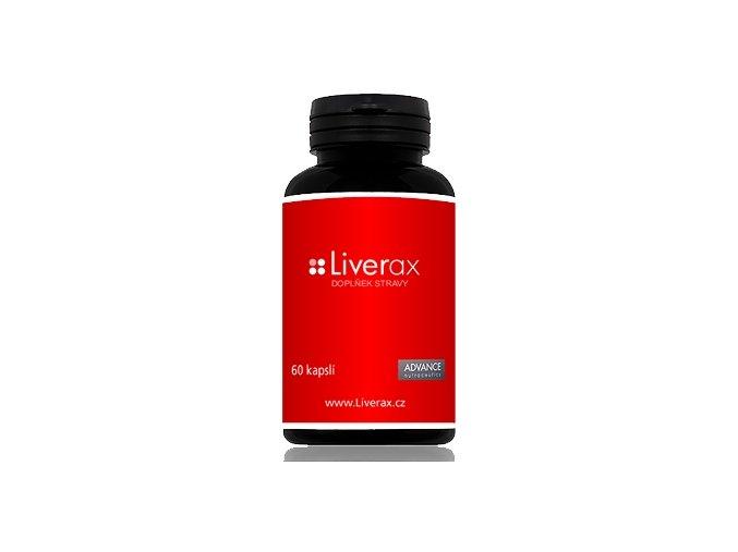 Advance Liverax - játra 60 kapslí