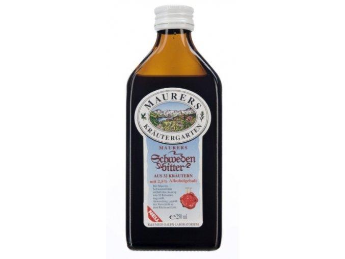 Maurers Švédské kapky 2,5% 250 ml