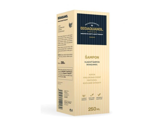 Silvita Bioaquanol Vlasový šampon 250 ml