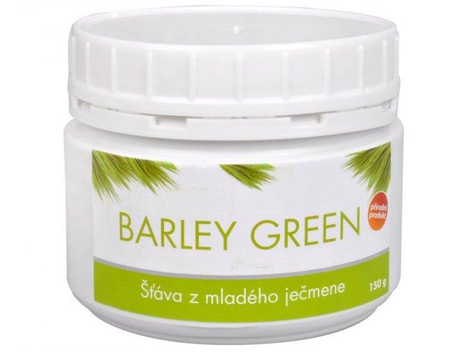 Chlorella Centrum Barley Green - Šťáva z mladého ječmene 150 g