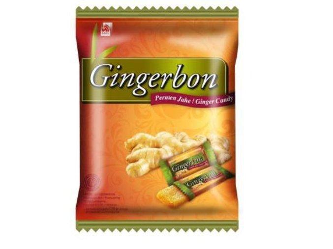 Gingerbon zazvorove bonbony original