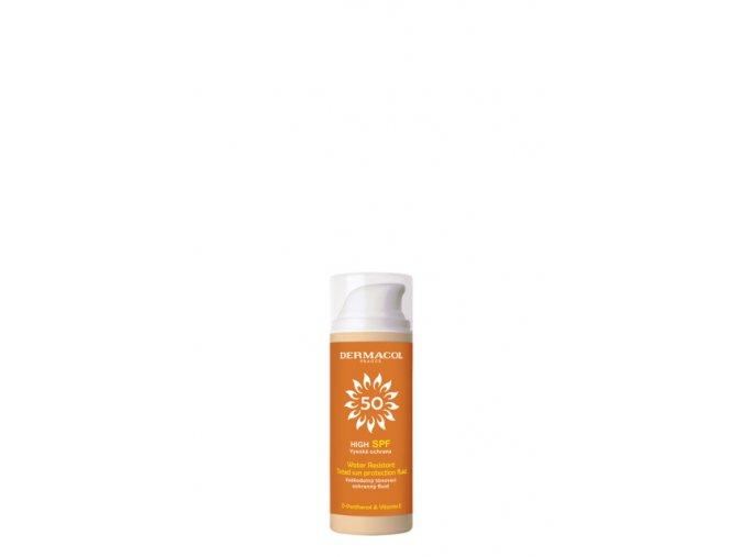 Dermacol Voděodolný tónovací ochranný fluid SPF 50 50 ml