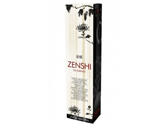Dietesthetic Olejová esence na pleť, tělo a vlasy Zenshi 200 ml