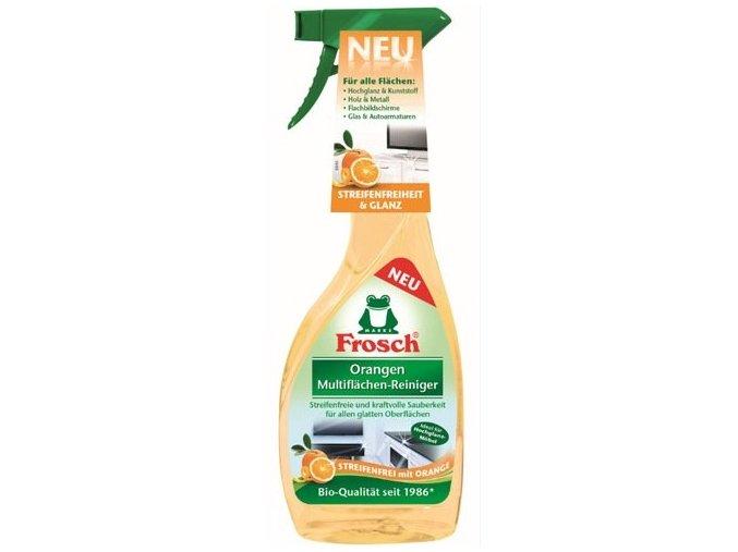 Frosch Multifunkční čistič na lesklé povrchy 500 ml