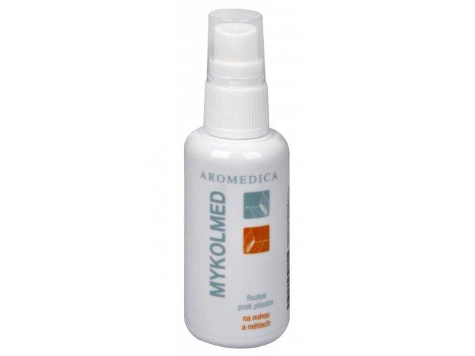 Aromedica Mykolmed - roztok proti plísním na nohou a nehtech 50 ml